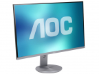 "Монитор AOC I2790PQU/ BT 27"" Dark Gray 1920x1080/ AН-IPS/ 4ms/ VGA (D-Sub),  DP,  HDMI,  USBhub,  Speaker,  VESA"