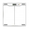 Весы напольные электронные UNIT UBS-2054 (Цвет: Светло-Серый); стекло,  прозрачные,  150кг.  100гр.