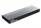 Разветвитель HDMI 1=>16 4k@30 HZ Telecom <TTS7015>