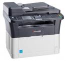 МФУ Kyocera FS-1120MFP A4, 20 стр/ мин, 250 листов, Fax, USB, 64MB