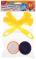 Пальчиковые краски Multi Art Фиксики 2 цвета CM2685-FIX