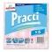 PACLAN Салфетка универсальная для сухой и влажной уборки Practi 33*35см 5шт.