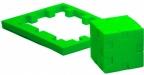 Пазл 3D Pic'n Mix Изумруд 111009