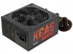 Блок питания Aerocool 1000W Retail KCAS-1000M 80+ Bronze, fan 14cm, модульный, ATX v2.4/ EPS Haswell Ready, 6x PCI-E (6+2-Pin), 10x SATA, 6x MOLEX