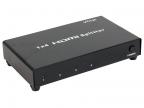 Разветвитель HDMI Spliitter 1=)4 3D Full-HD VCOM 1. 4v [VDS8040D] каскадируемый сплиттер на 4 монитора/ телевизора