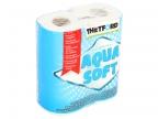 Бумага для биотуалета Thetford Aqua Soft (блок 4шт,  растворимая,  вес 0, 7)