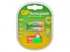 Аккумуляторы GP 2шт,  AAA,  850mAh,  NiMH (85AAAHC-U2-BL2)