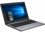"Ноутбук Asus X542UF-DM264T i3-8130U (2.2) /  4GB /  500GB /  15.6"" FHD AG /  NV MX130 2GB /  noODD /  Win10 (Dark Grey)"