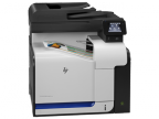 МФУ HP LaserJet Pro 500 color M570dw CZ272A принтер/ сканер/ копир/ факс, A4, 30/ 30стр/ мин, ADF, дуплекс, двухстор. сканер, 256Мб, USB, LAN, WiFi