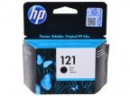 Картридж HP CC640HE (№ 121) черный DJ D2563, F4200