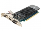 Видеокарта 1Gb PCI-E ASUS GT710-SL-1GD5 GFGT710, GDDR5, 32 bit, VGA, DVI, HDMI, Retail