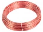 Акустический кабель Cablexpert CC-TC2x0, 75-20M,  прозрачный,  20 м,  бухта