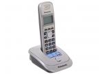 Телефон DECT Panasonic KX-TG2511RUN АОН, Caller ID 50, 10 мелодий, Спикерфон, Эко-режим