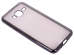 Чехол-накладка с рамкой для Samsung Galaxy J3 (2016) DF sCase-28 Black