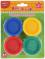 Пальчиковые краски Multi Art Маша и Медведь 4 цвета CM2684-MM