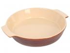 Форма для запекания UNIT UCW-4315/ 33 , керамика, серия Duns, размер 33см.