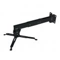 Кронштейн для проекторов VLK TRENTO-82 Черный настенный/ потолочный,  наклонно-поворотный,  до 15 кг