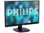 "Монитор Philips 223V7QSB/ 00(01) 21.5"" Black 1920x1080/ TFT IPS/ 8ms/ VGA, DVI, VESA"