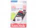 Карта памяти Micro SDHC 16Gb Class 10 Sandisk SDSQUNS-016G-GN3MN
