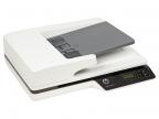 Сканер HP ScanJet Pro 3500 f1 (L2741A) планшетный, А4, ADF, дуплекс, 25стр/ мин, 1200dpi, 24bit, USB 3.0
