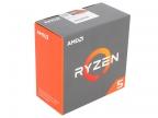 Процессор AMD Ryzen 5 1600X WOF (BOX without cooler) 95W, 6C/ 12T, 4.0Gh(Max), 19MB(L2-3MB+L3-16MB), AM4 (YD160XBCAEWOF)
