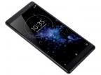 "Смартфон Sony Xperia XZ2 (H8266) Liquid Black Qualcomm Snapdragon 845 (2.8+1.7)/ 4Гб/ 64 Гб/ 5.7"" (2160x1080)/ 3G/ 4G/ BT/ Android 8.0"
