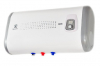 Водонагреватель накопительный Electrolux EWH 80 Royal H 80 л, 2000 Вт, плоский, белый, механическое упр, горизонтальный