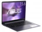 """Ноутбук Asus S510UN-BQ193T i3-7100U (2.4)/ 6G/ 1T/ 15.6""""FHD AG/ NV MX150 2G/ noODD/ BT/ Win10 Grey, Metal"""