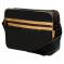 """Сумка для ноутбука Continent CC-065 до 15,5"""" (Black/Gold, искуственная кожа, черный, 40 х 28 х 10 см.)"""