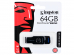 USB флешка Kingston DTSWIVL 64Gb Black (DTSWIVL/64GB)