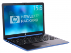 "Ноутбук HP 15-da0035ur 4GM72EA Pentium N5000 (1.1) /  4Gb /  500GB /  15.6"" FHD AG /  Int:Intel HD /  Win10 /  Twilight Blue"