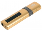 Плеер Sony NWZ-B183F МР3 плеер,  4GB,  FM тюнер,  золотой