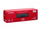 Картридж Canon 725 для LBP-6000/ LBP-6000B. Чёрный. 1600 страниц.