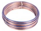 Акустический кабель Cablexpert CC-TC2x1, 5-10M,  прозрачный,  10 м,  бухта