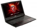 "Ноутбук MSI GE63 Raider RGB 8RE-211XRU i7-8750H (2.2)/ 16G/ 1T+128G SSD/ 15.6""FHD AG 120Hz/ NV GTX1060 6G/ noODD/ BT/ DOS Black"