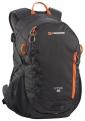 Рюкзак CARIBEE X-TREK 28 черный/ ОРАНЖЕВЫЙ 6382