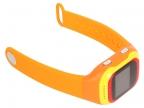 """Умные часы детские GINZZU GZ-501 orange 0.98""""/ Геолокация по WI-FI/ GPS/ LBS/ Гео-зоны/ Кнопка SOS/ micro-SIM"""