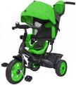 Велосипед трехколёсный RT Galaxy Лучик VIVAT зелёный