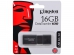 USB флешка Kingston DataTraveler DT100G3 16GB Black (DT100G3/16GB)