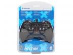 Геймпад проводной Defender Archer USB-PS2/ 3,  12 кнопок,  2 стика
