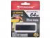 USB флешка Transcend JetFlash 780 64GB Black (TS64GJF780)