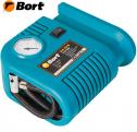 Компрессор автомобильный Bort BLK-251N [91271082] { 12 л/ мин,  7 бар,  12 В,  60 Вт,  1500 об/ мин,  0. 65