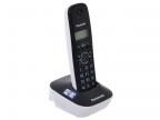 Телефон DECT Panasonic KX-TG1611RUW АОН, Caller ID 50, 12 мелодий