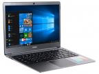 "Ноутбук Prestigio SmartBook 141S (GPPSB141S01ZFPDGCIS) Celeron N3350 (1.1) /  3GB /  32GB SSD /  14.1"" 1920x1080 IPS AG /  Int: Intel HD 500 /  noODD /  Win10 Pro (Dark Grey)"