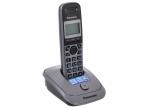 Телефон DECT Panasonic KX-TG2511RUM АОН, Caller ID 50, 10 мелодий, Спикерфон, Эко-режим