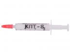 Термопаста КПТ-8 (3г, шприц)