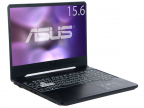 "Ноутбук Asus FX505GM-ES011T i7-8750H (2.2)/ 8G/ 1T+256G SSD/ 15.6""FHD AG IPS 144Hz/ NV GTX1060 6G/ noODD/ BT/ Win10 Gunmetal"