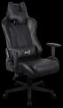 Кресло для геймера Aerocool AC220 AIR-B ,  черное,  с перфорацией,  до 150 кг,  размер,  см (ШхГхВ) : 66х63х125/ 133.