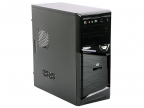 Компьютер OLDI Computers Office 136 (0481820) Системный блок Black /  AMD A4-6300 /  4GB /  500GB /  AMD HD 8370D /  DVD±RW /  Win10