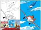 Роспись по холсту «Самолеты» Disney Самолеты 26151